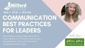 Lunch & Learn: Communication Best Practices for Leaders